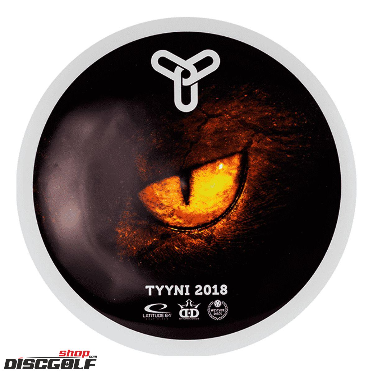 Latitude 64º Pure Gold  Decodye Tyyni 2018 TD Eye