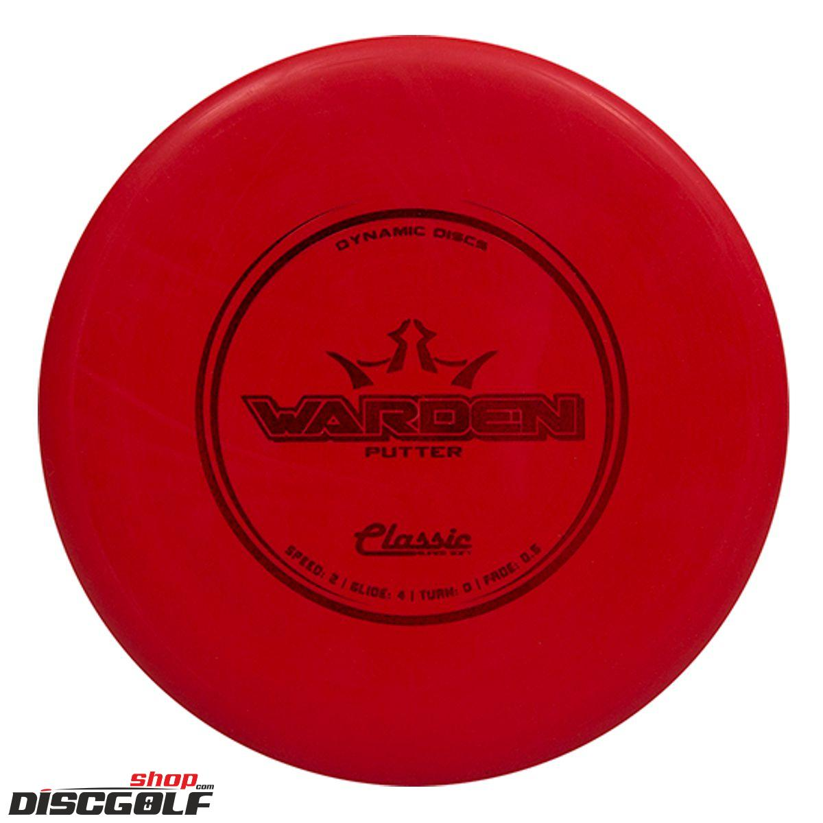 Dynamic Discs Warden Classic Supersoft