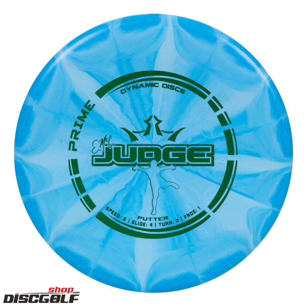Dynamic Discs Judge EMac Prime Burst