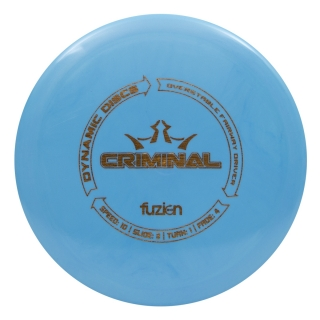 Dynamic Discs Criminal BioFusion