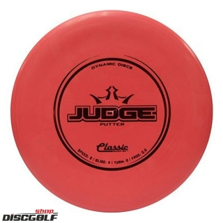 Dynamic Discs Judge Classic Supersoft