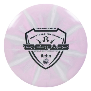 Dynamic Discs Trespass Fusion Burst