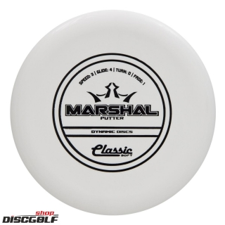 Dynamic Discs Marshal Classic Soft