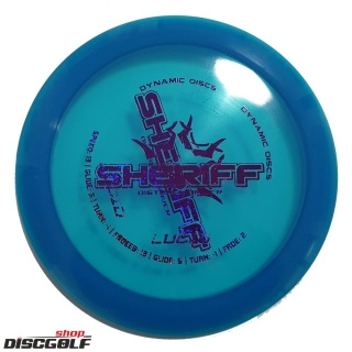 Dynamic Discs Sheriff Lucid X-OUT